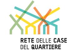 Logo Rete delle case del quartiere