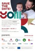Conferenza conclusiva del Progetto europeo PARENT