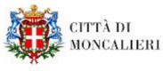 Logo città di Moncalieri